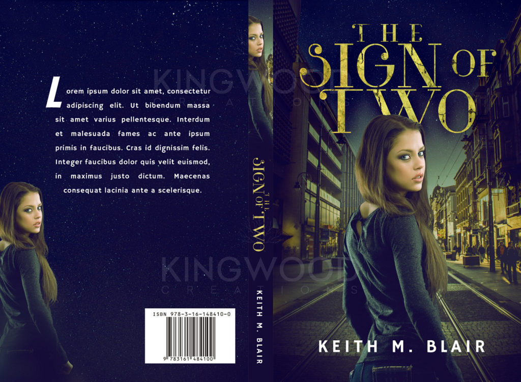 Paperback Book Cover : Premium premade book covers by kingwood creations